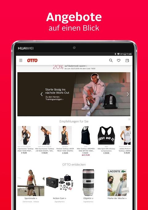 Android OTTO - Shopping für Mode & Wohnen Screen 5