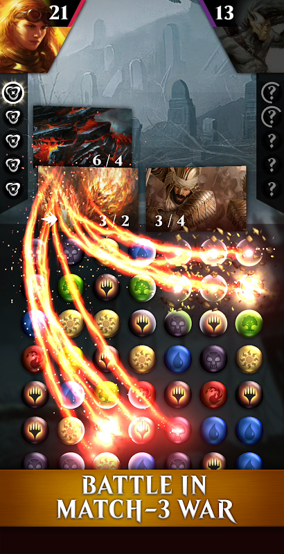 Magic the Gathering Puzzle Quest 1.9.2.14257 Screen 5