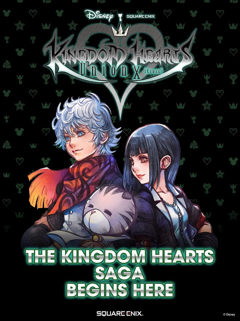 Android KINGDOM HEARTS Union χ[Cross] Screen 3