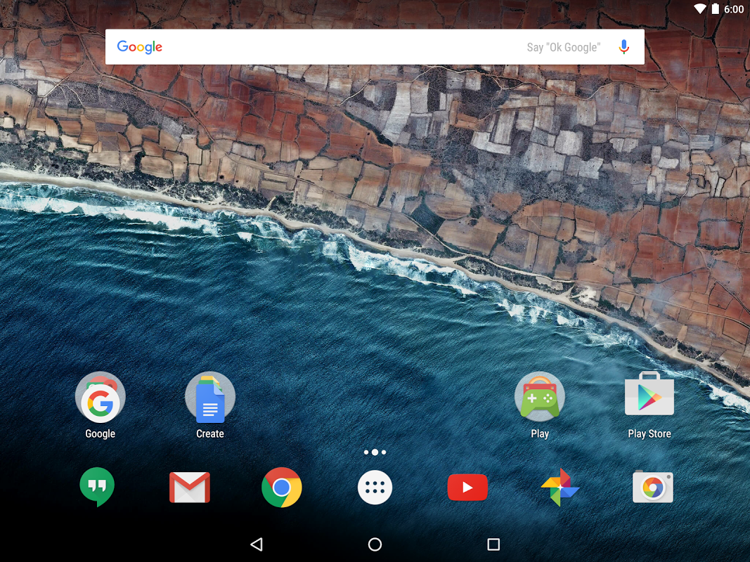 Android Google Now Launcher Screen 7