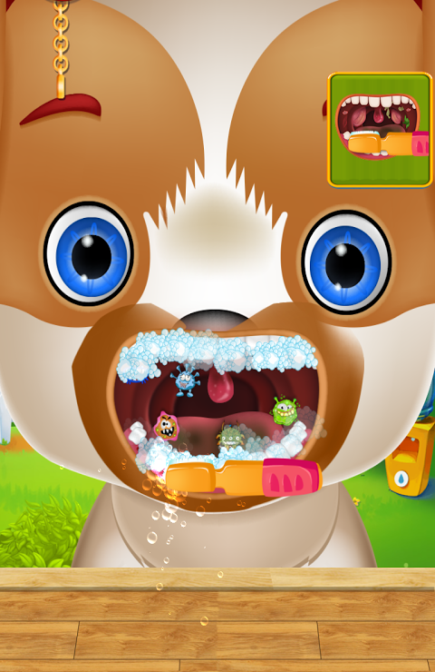 Android Dentist Pet Clinic Kids Games Screen 2