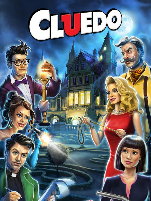Android Cluedo Screen 1