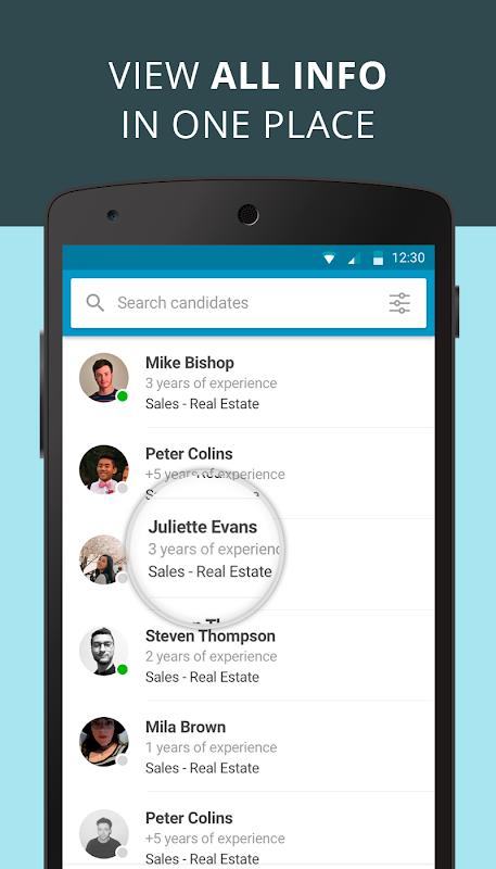 CornerJob - Job offers, Recruitment, Job Search 1.5.3 Screen 6