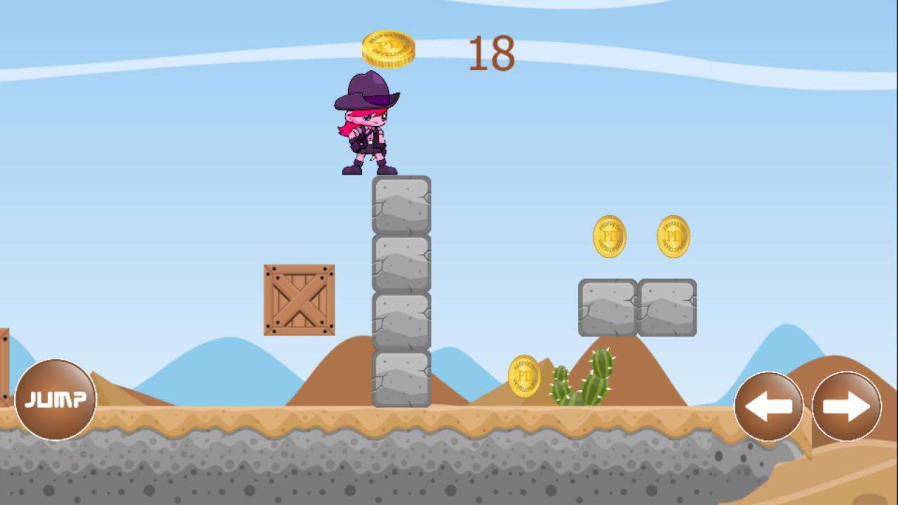 Android Kids Desert Adventure Screen 4