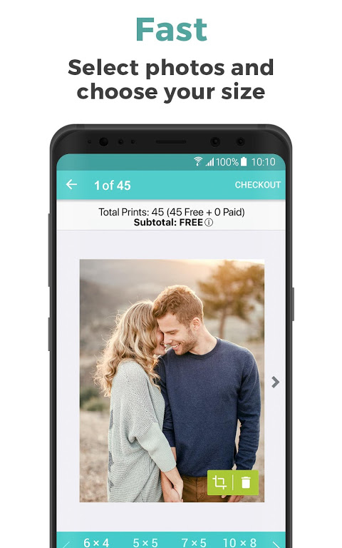 Android FreePrints - Free Photos Delivered Screen 12