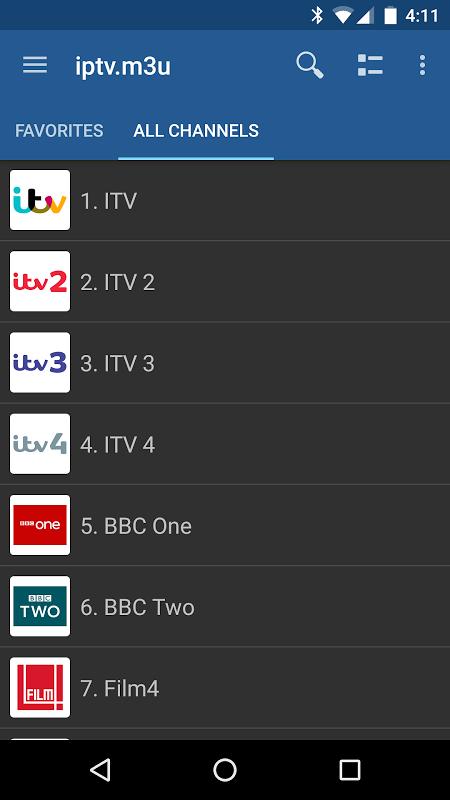 IPTV Pro 3.4.6 Screen 3