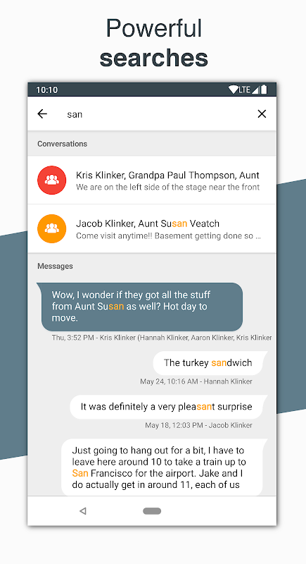Android Pulse SMS (Phone/Tablet/Web) Screen 10