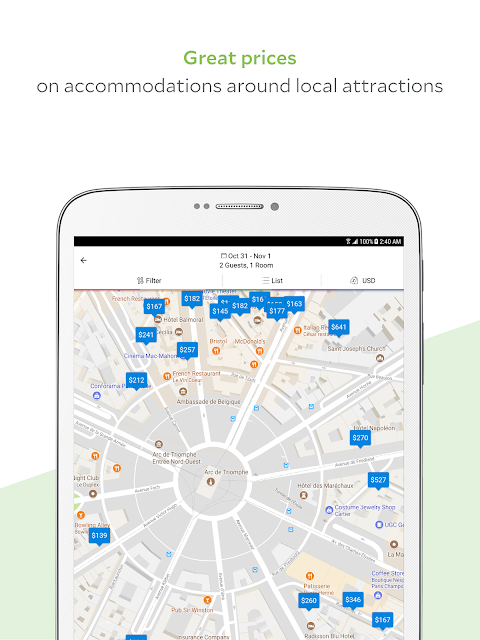 Android Agoda – Hotel Booking Deals Screen 6