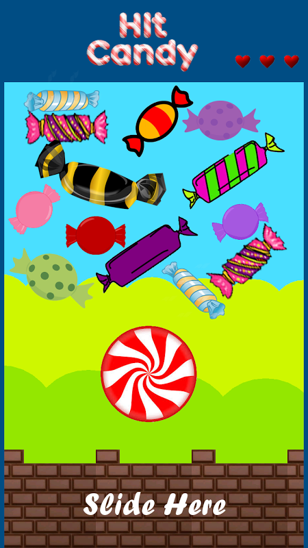 Android Hit Candy Screen 2