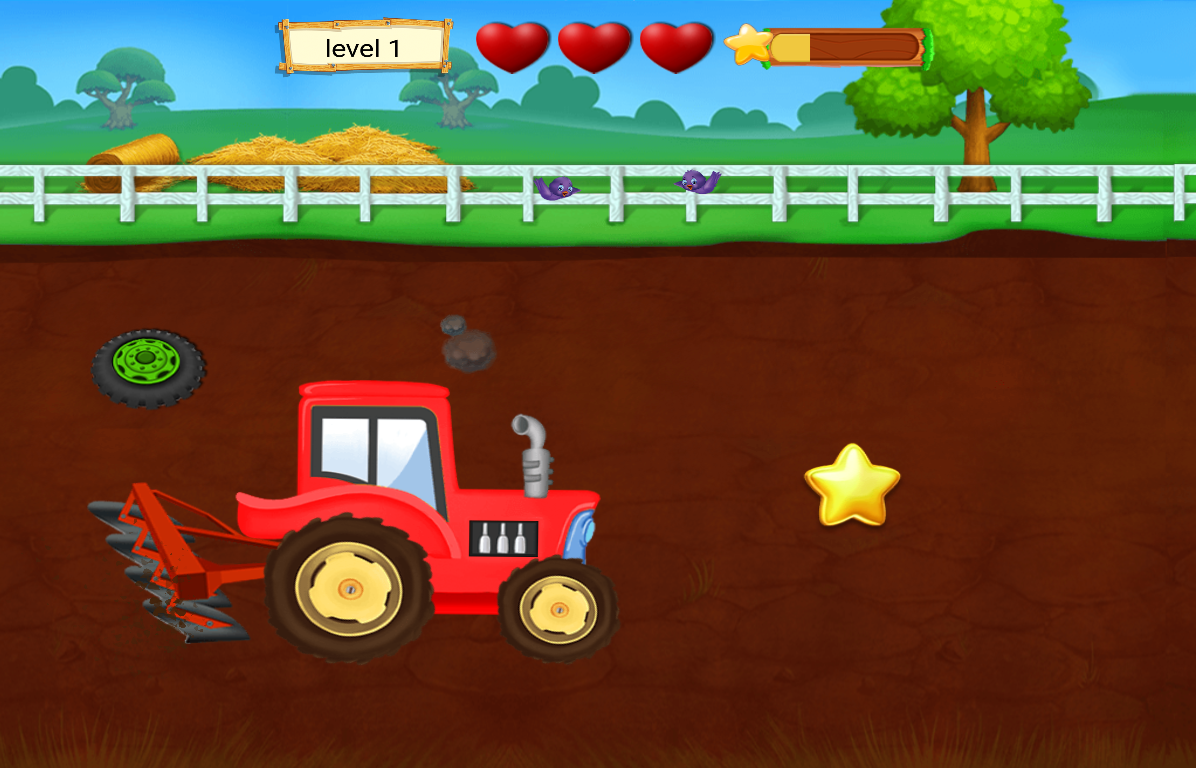 Android Animal Farm Games For Kids Screen 7