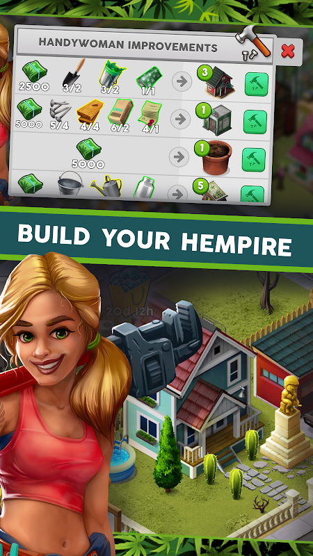 Android Hempire - Weed Growing Game Screen 6