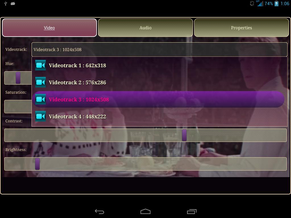 DFM Player 4.88 Screen 7