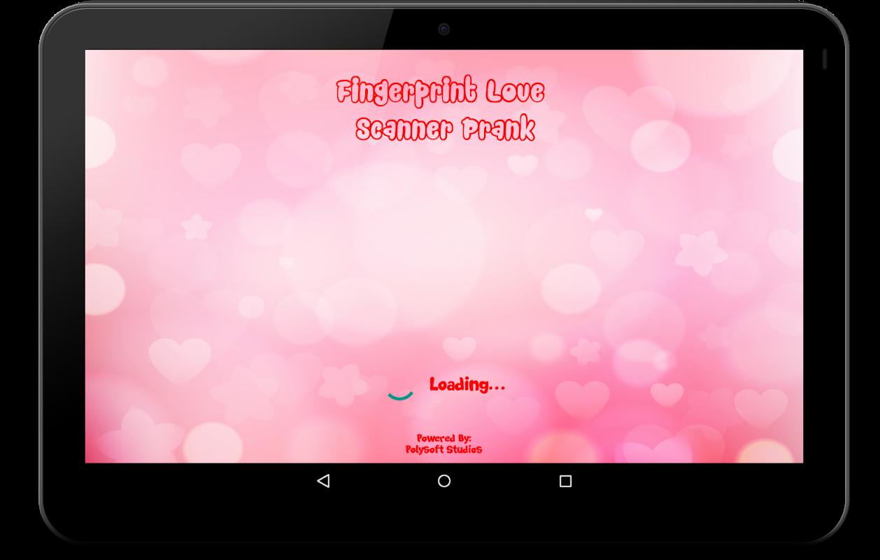 Fingerprint Love Scanner Prank 1.11.10FLTS Screen 15