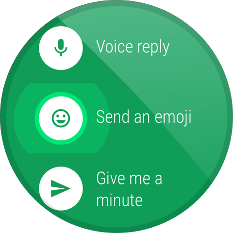 Android Hangouts Screen 2