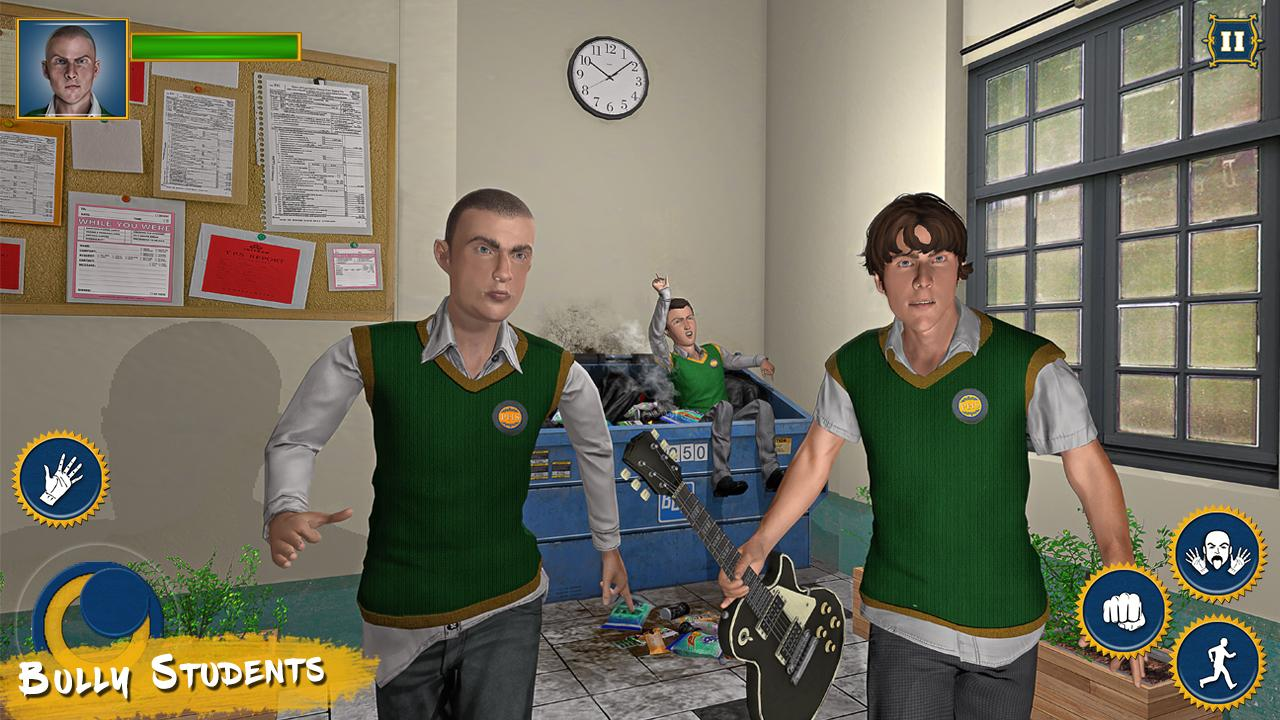 Android High School Bully Gangster Screen 6