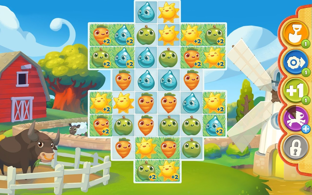 Android Farm Heroes Saga Screen 5