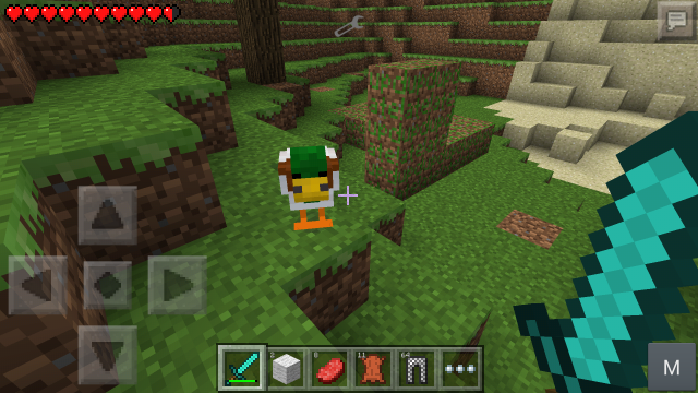 Android Mods for Minecraft PE Screen 3