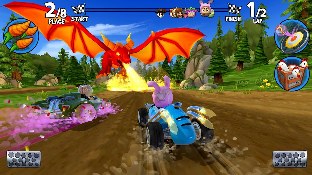 Android Beach Buggy Racing 2 Screen 1