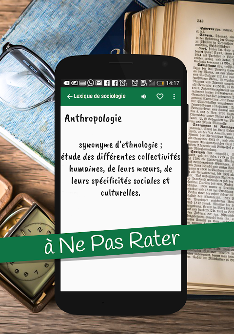 Dictionnaire de sociologie 2017 2.0 Screen 1