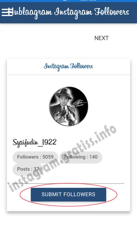 Hublagram - Instagram auto followers and likes APKs | Android APK