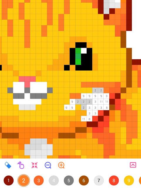 Number Coloring - Sandbox Coloring 0.9.4 Screen 8