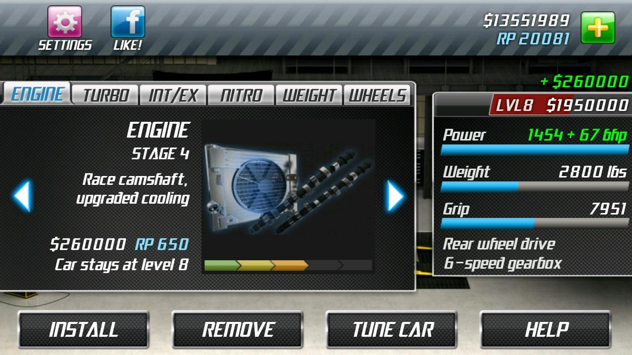 Drag Racing 1.7.51 Screen 16