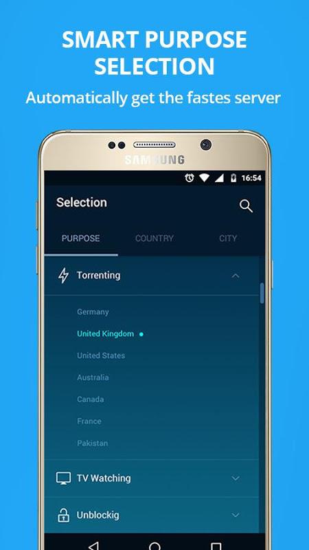 com.ivacy 2.0 Screen 1