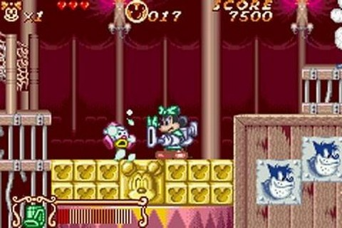 Android Disney's Magical Quest 2 Screen 1