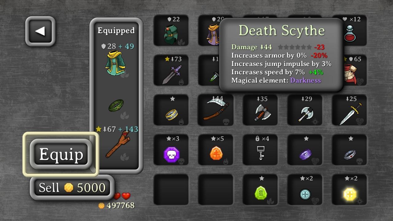 Magic Rampage 3.5.2 Screen 7