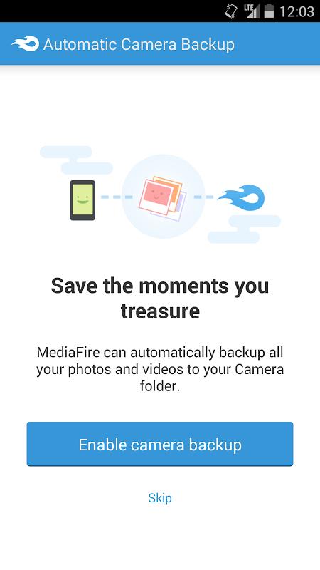 Android MediaFire Screen 13