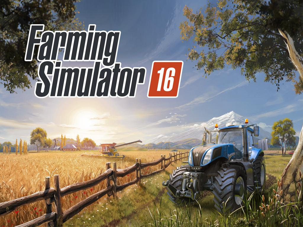Android Farming Simulator 16 Screen 5