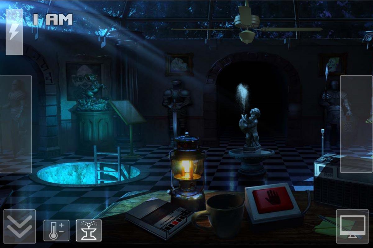 Android Zoolax Nights Full: Evil Clowns Screen 1