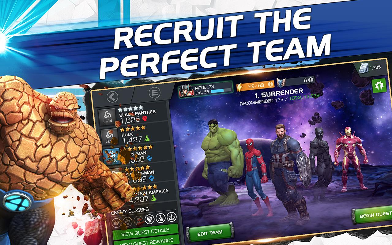 MARVEL Contest of Champions 21.2.0 Screen 1