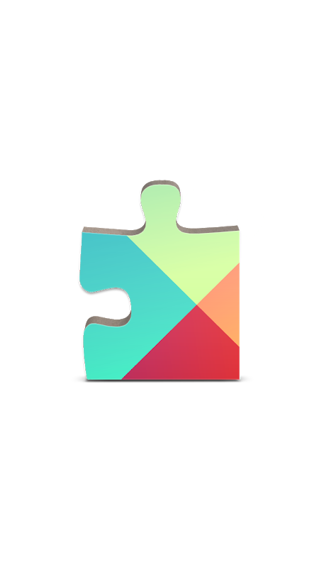 Android Google Play Services Screen 2