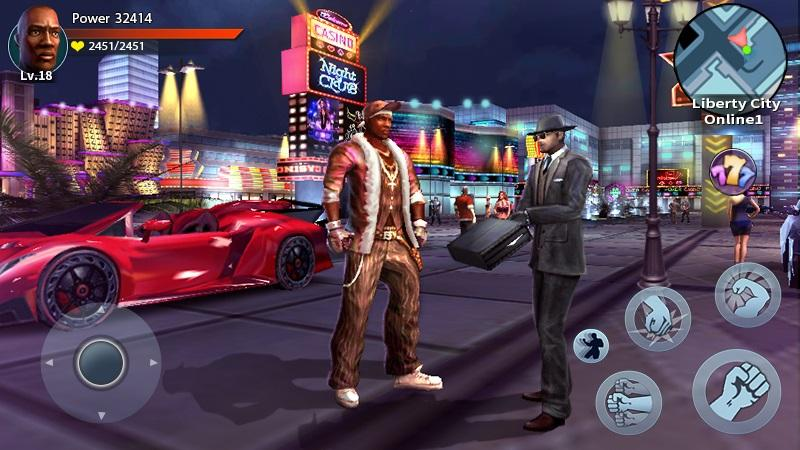 Auto Theft Gangsters 1.07 Screen 2