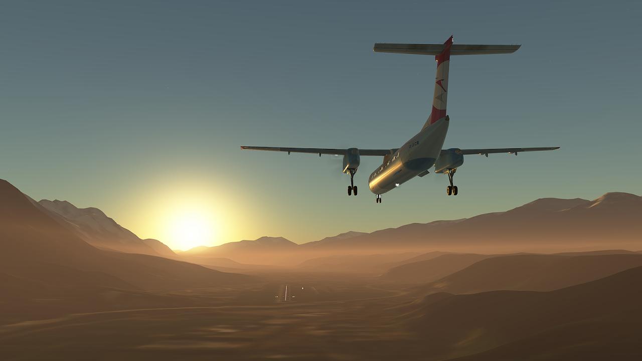 Android Infinite Flight Simulator Screen 1