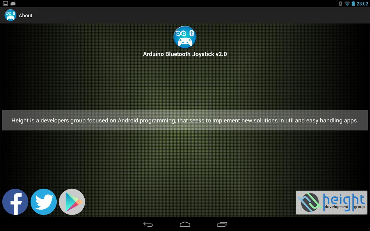 Arduino Bluetooth Joystick PRO 2 0 APK Download by Felipe Porge
