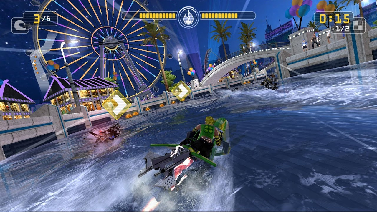 Riptide GP: Renegade 1.2.1 Screen 1