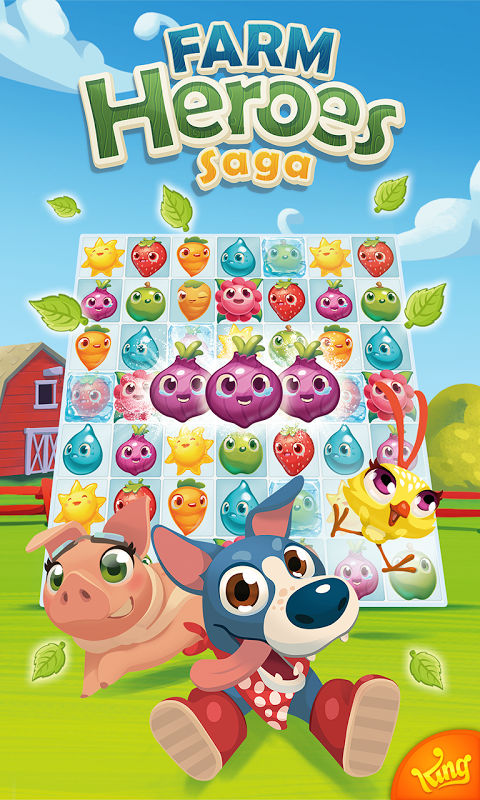Android Farm Heroes Saga Screen 11