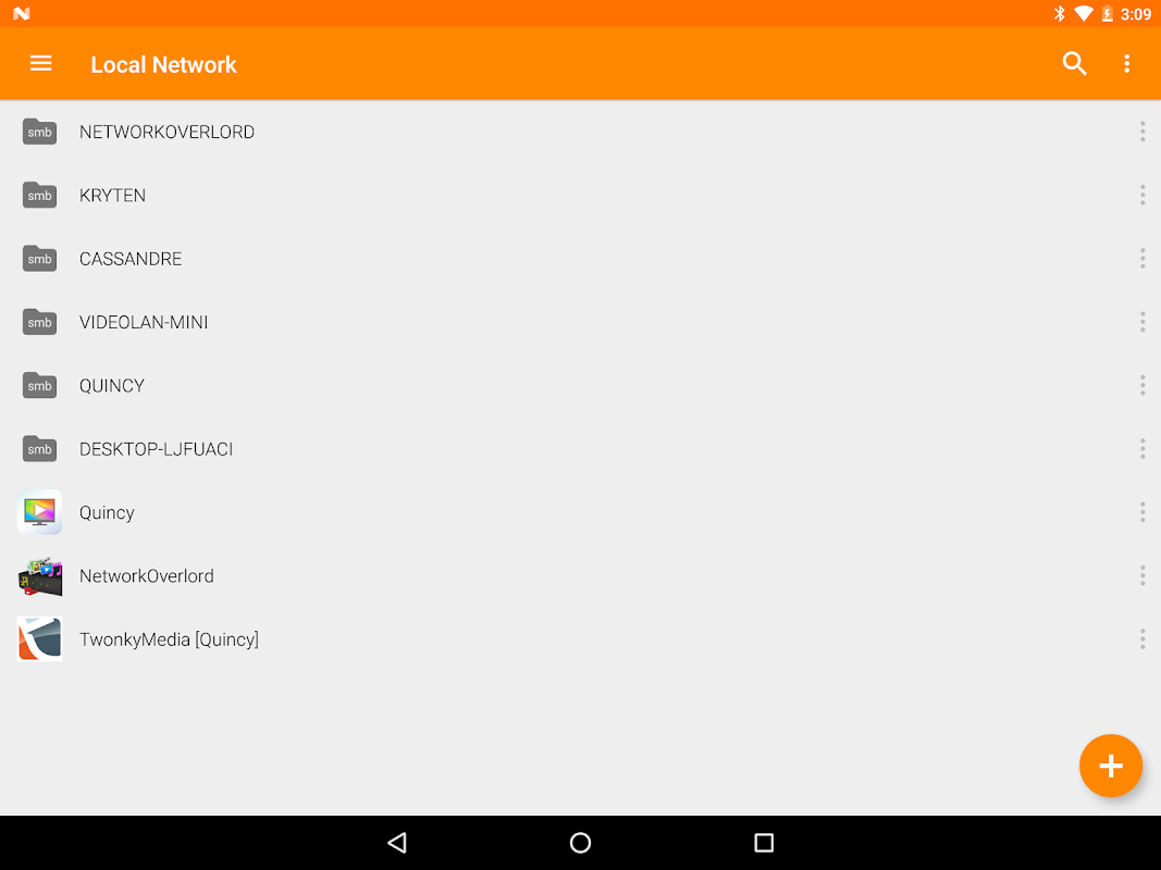 Android VLC for Android Screen 16
