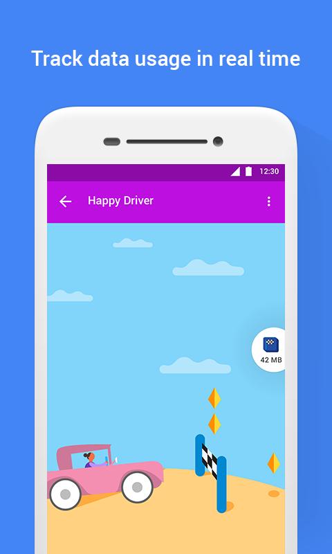 Datally: data saving app by Google 1.8 Screen 2