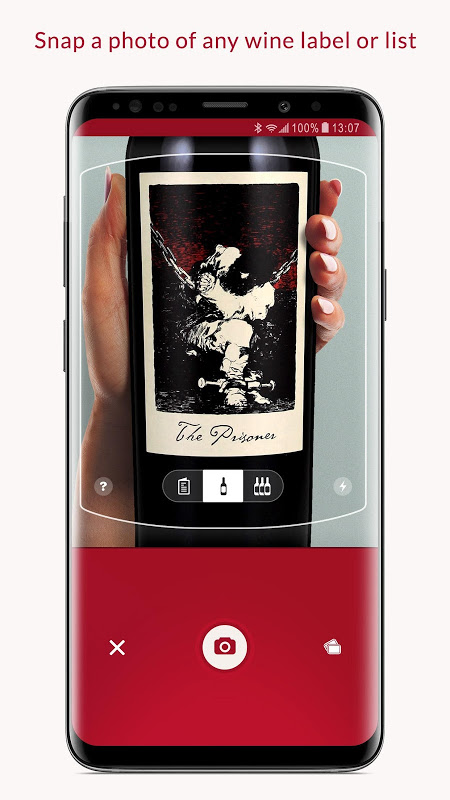 Android Vivino: Buy the Right Wine Screen 1