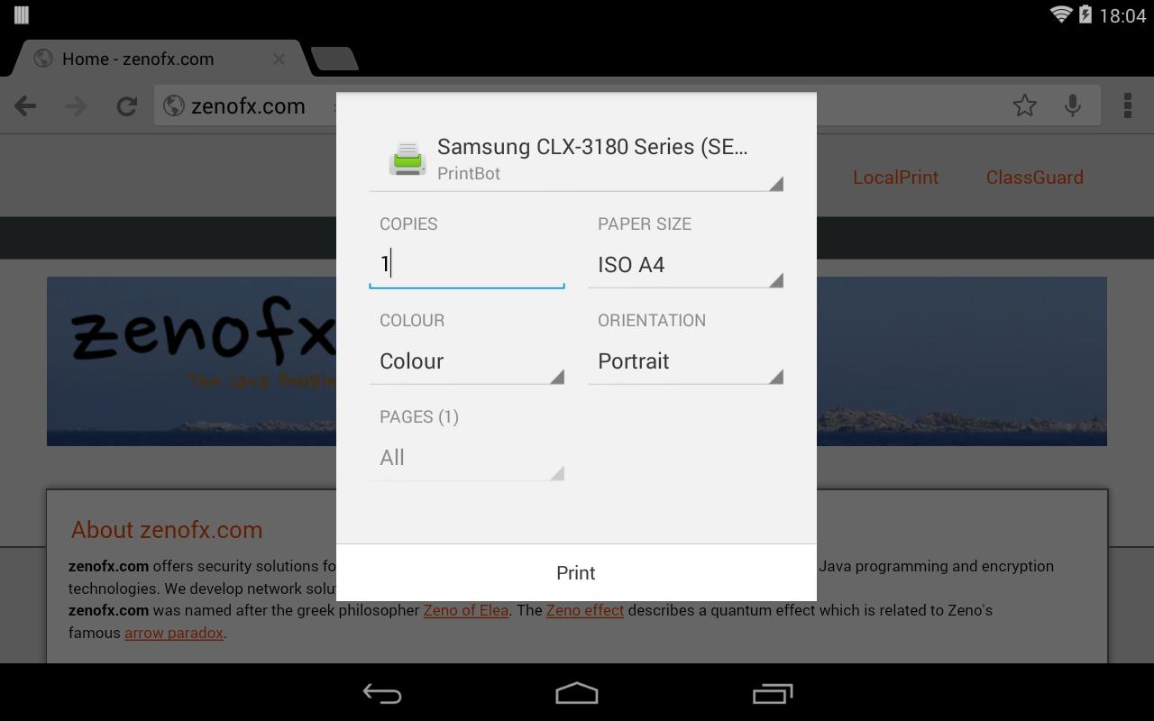 PrintBot 5.1.2 Screen 5