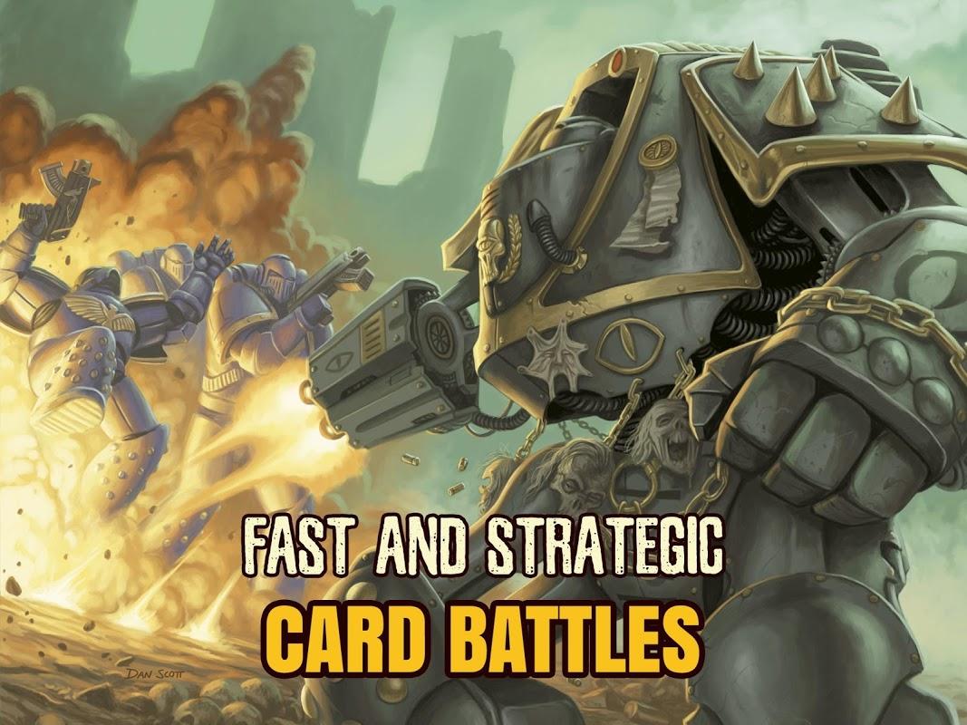 The Horus Heresy: Legions – TCG card battle game 1.0.80 Screen 8