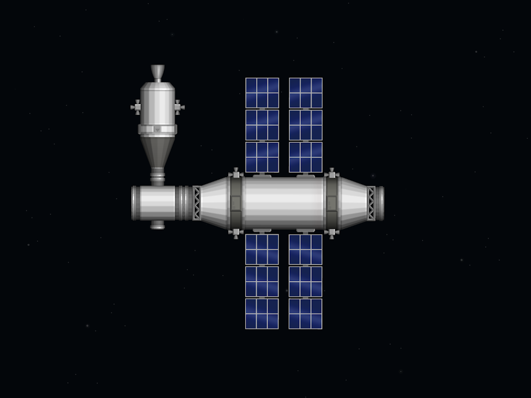 Android Spaceflight Simulator Screen 12