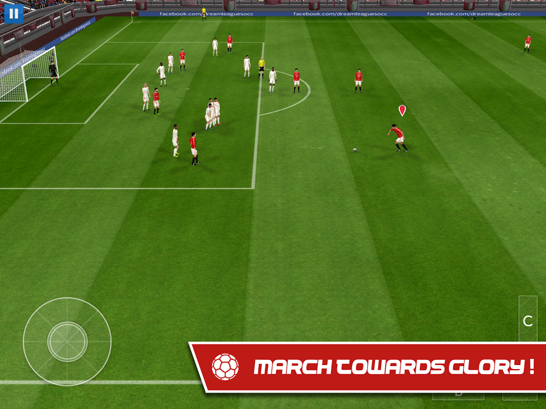 Android Dream League Soccer 2017 Screen 5