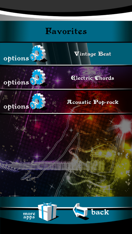 Rock Ringtones 1.2 Screen 7