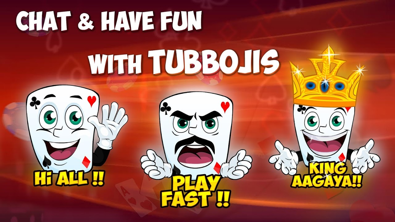 Android Tubb Teen Patti - Indian Poker Screen 1