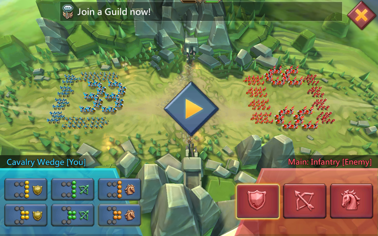 Lords Mobile: War Kingdom - Strategy RPG Battle 1.98 Screen 4