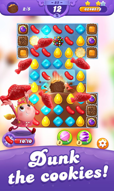 Candy Crush Friends Saga 1.18.10 Screen 1